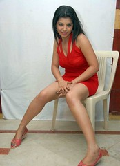 Indian Actress DISHA POOVAIAH Hot Photos Set-2  (8)