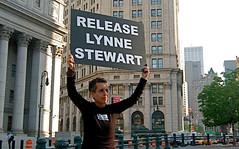 RELEASE LYNNE STEWART