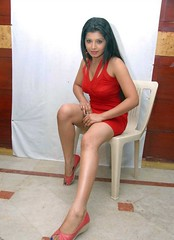 Indian Actress DISHA POOVAIAH Hot Photos Set-2  (9)