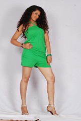 Indian Actress DISHA POOVAIAH Hot Photos Set-1 (47)