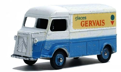 29 Dinky Citroën H Gervais