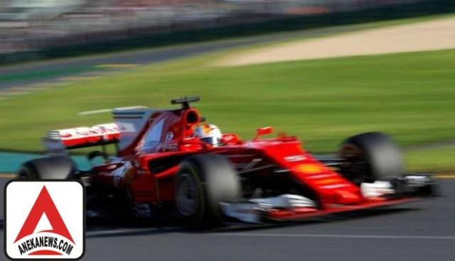 #Sports : Lanjutkan Dominasi, Ferrari Tercepat di FP2 F1 GP Rusia