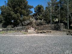 WM Jeff Fairfield, 2, Freestanding wall, dry laid stone construction, copyright 2014