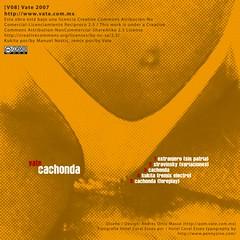[V08] - Cachonda (2007)