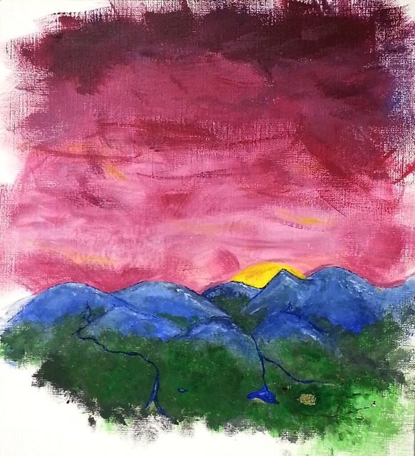 The West Virginia Hills