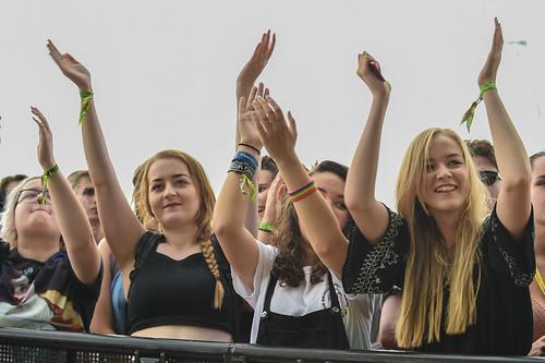 The Virgin Marys at Leeds Festival 2016