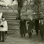 "Burial in Clongowes <a style=""margin-left:10px; font-size:0.8em;"" href=""http://www.flickr.com/photos/41931592@N06/13892940553/"" target=""_blank"">@flickr</a>"