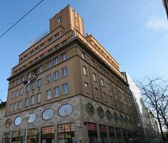 Zagreb buildings 1