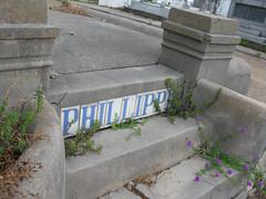 Phillippi name tiles