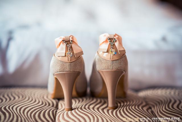 這次的新娘的鞋子好漂亮 Bridal's shoes