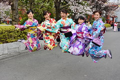 Les droles de Dames Japon