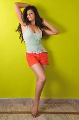 Indian Actress DISHA POOVAIAH Hot Photos Set-1 (46)