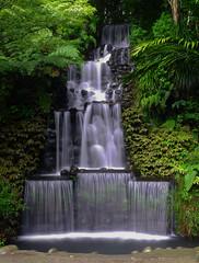 Pukekura Park Waterfall