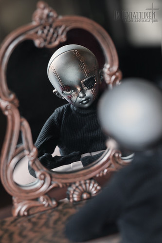 sleeping robot mod dolls bjd custom dollfie commission fairyland abjd luka 2014 mnf minifee adaw aradolls