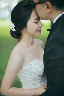 Pre-Wedding [ 中部婚紗 – 森林草原系列海邊 ] 婚紗影像 20160811 - 10