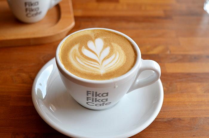 Fika Fika cafe/北歐風格咖啡館‧臺北
