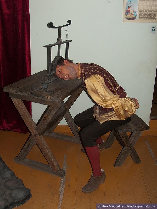 varpos kankinimas viduramžiais)