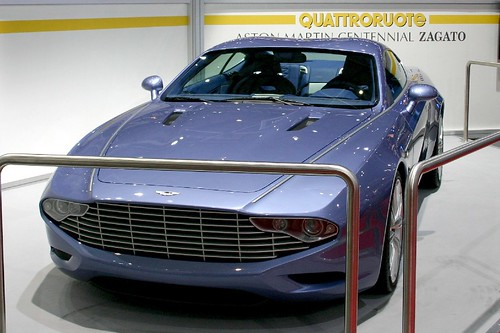 Aston Martin Zagato Centennial Due