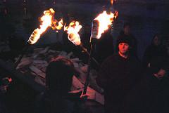 WaterFire Lighting Ceremony