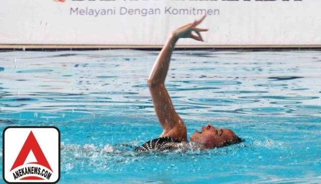 #Sports : DKI dan Sumsel Kukuhkan Dominasi di Cabang Renang Indah