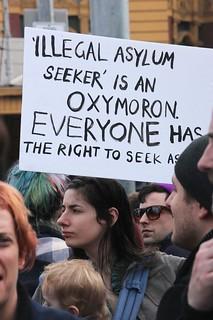 'illegal asylum seeker' is an oxymoron - Refug...
