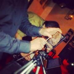 2014:01:17 L.A.B. Sessions, Club AIRAM, Barcelona