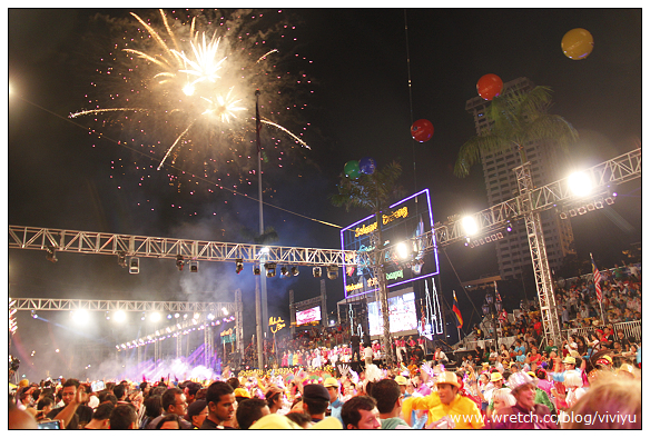 [2013吉隆坡]Colours of 1Malaysia.~遊行、煙火表演(文末有好禮送出) @VIVIYU小世界