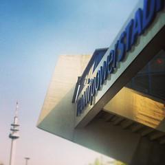 Das Ruhrstadion