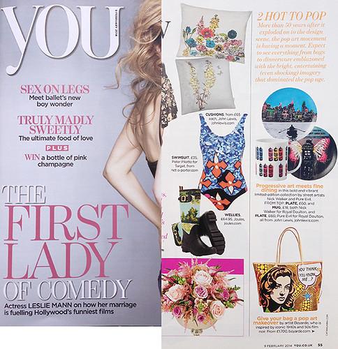 You magazine interiors lush list valentines 090214
