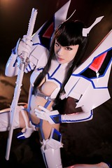 """Kill la Kill cosplay 3 • <a style=""""font-size:0.8em;"""" href=""""http://www.flickr.com/photos/66379360@N02/11661590984/"""" target=""""_blank"""">View on Flickr</a>"""