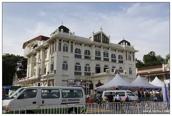 吉隆坡,國家皇宮,馬來西亞 @VIVIYU小世界