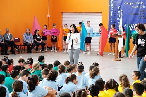Olimpiadas del Colegio San Vicente de Paúl (3/4/2017)