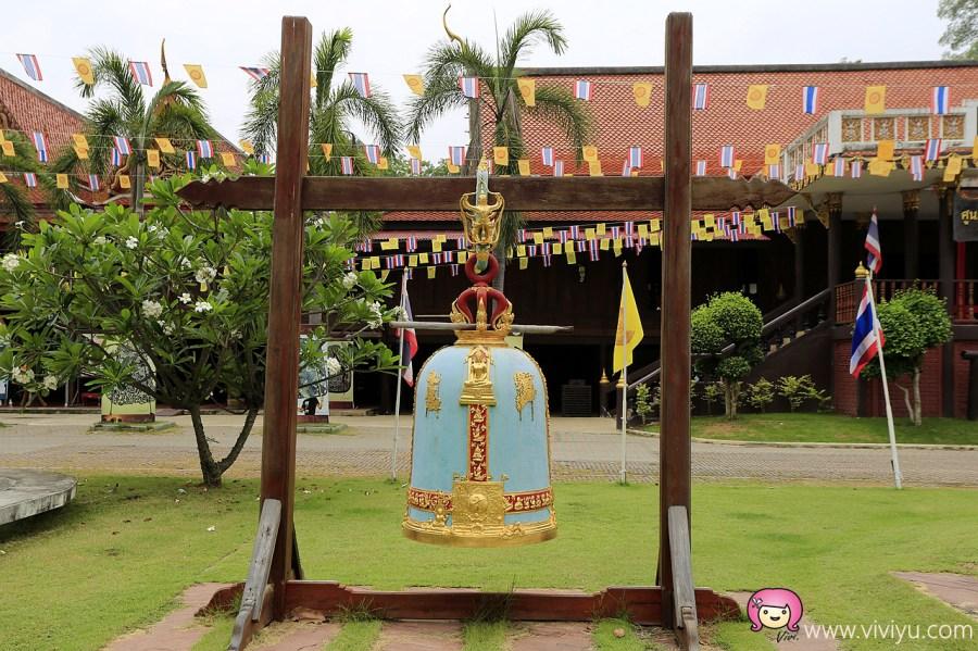 Nang Yai Wat Khanon,Ratchaburi,免費景點,泰國,泰國景點,泰國自由行,皮影博物館,皮影戲 @VIVIYU小世界