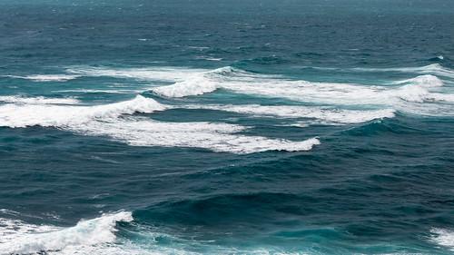 Ocean at Cape Naturaliste, WA.
