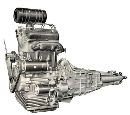 Motore Appia 1a serie