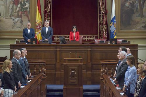 Pleno del Parlamento 4 y 5 de abril de 2017