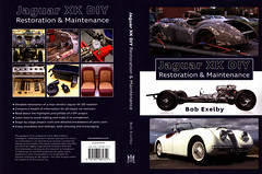 Jaguar XD DIY - cover compleet