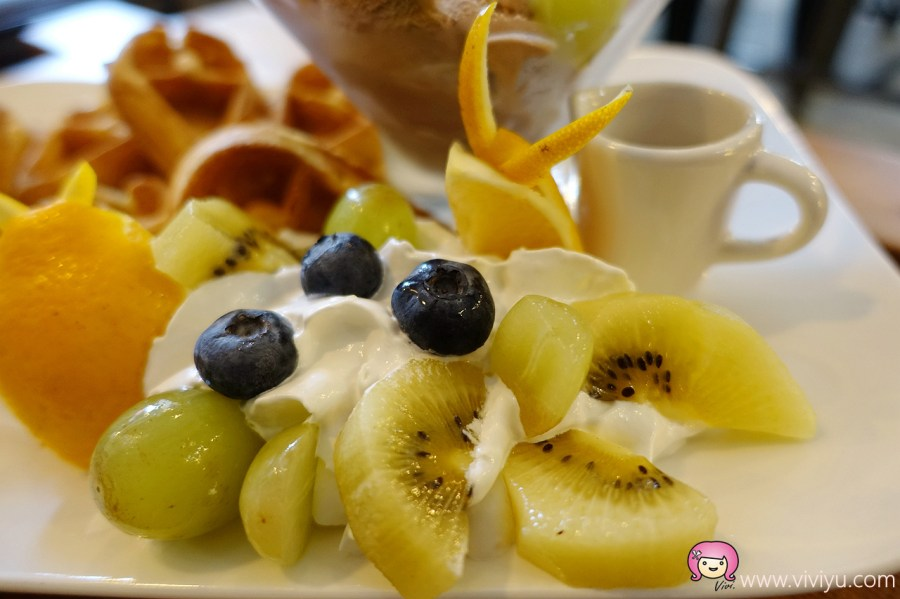 咖啡館,手沖單品,杜宅咖啡,桃園咖啡館,桃園美食,鬆餅 @VIVIYU小世界