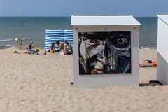Saint-Idesbald - Cabin ART 2014