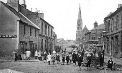 """Montgomery Street (late 19th Century) • <a style=""""font-size:0.8em;"""" href=""""http://www.flickr.com/photos/36664261@N05/14055639980/"""" target=""""_blank"""">View on Flickr</a>"""