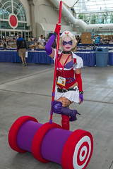 "Harley Quin SDCC 2014 • <a style=""font-size:0.8em;"" href=""http://www.flickr.com/photos/33121778@N02/14775205706/"" target=""_blank"">View on Flickr</a>"