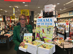 Boekpresentatie Drama op de Dam