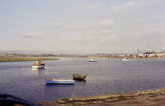 """Irvine Harbour (1970?) • <a style=""""font-size:0.8em;"""" href=""""http://www.flickr.com/photos/36664261@N05/14420953271/"""" target=""""_blank"""">View on Flickr</a>"""