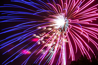 Fireworks July 4th Independence Day 2013 Polo ...