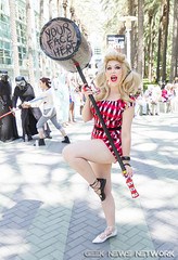 """WonderCon 2017 • <a style=""""font-size:0.8em;"""" href=""""http://www.flickr.com/photos/88079113@N04/33242974544/"""" target=""""_blank"""">View on Flickr</a>"""