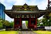 Photo:The Gate of The Shogun Tokugawa Mausoleum : 旧台徳院霊廟惣門(徳川霊廟門) By