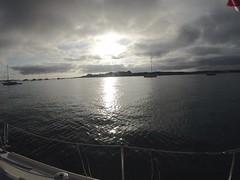 Îles de Glenan le soir