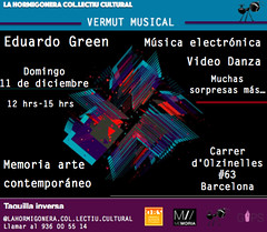 FLYER · Art Souvenir · Vermut Musical