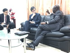 "Obaseki seeks Japanese cooperation on vocational, technological training for youths • <a style=""font-size:0.8em;"" href=""http://www.flickr.com/photos/139025336@N06/33275471644/"" target=""_blank"">View on Flickr</a>"
