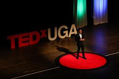 Darius Phelps @ TEDxUGA 2017: Spectrum
